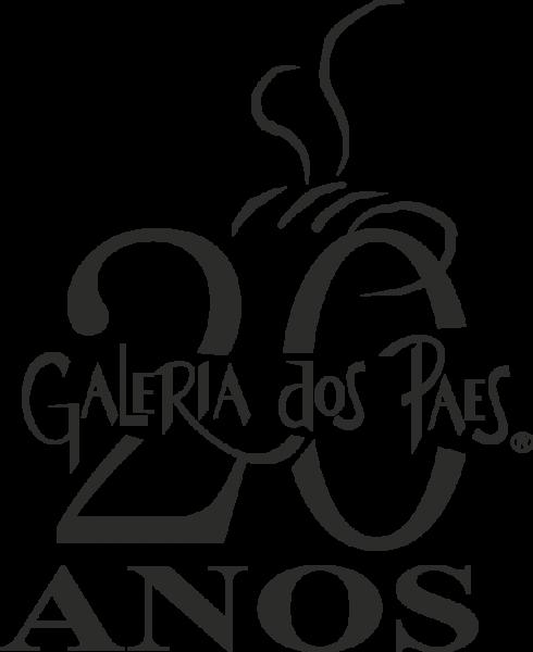 Logo Galeria dos Pães 20 Anos
